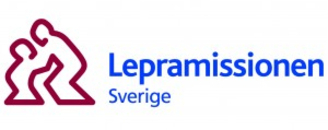Lepramissionen Sverige logo