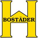 Hultsfreds Bostäder logo