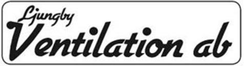 Ljungby Ventilation AB logo