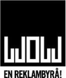 WOW reklambyrå logo