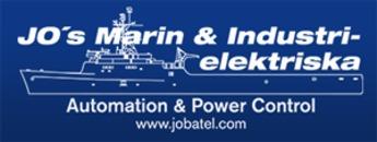 JO's Marin & Industrielektriska AB logo