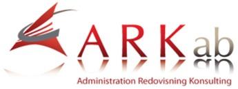Ark I Tidaholm AB logo