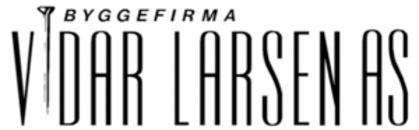 Byggefirma Vidar Larsen AS logo