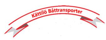 Kättilö Båttransporter, AB logo