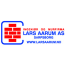 Ingeniør- og Murfirma Lars Aarum AS logo
