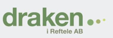 Draken i Reftele AB logo