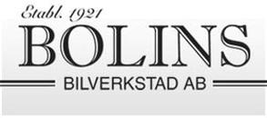 Bolins Bilverkstad AB logo