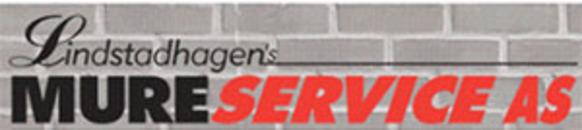 Lindstadhagen's mureservice AS logo