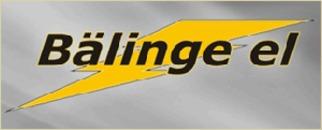 Bälinge El AB logo