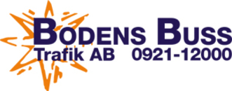 Bodens Busstrafik i Sverige AB logo