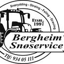 Bergheim Snøservice AS logo