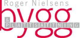 Bygg & Plattsättning Roger Nielsen AB logo