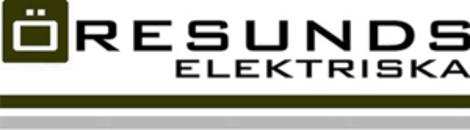Öresunds Elektriska AB logo