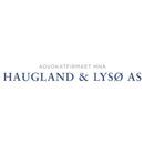 Advokatfirmaet Haugland og Lysø logo