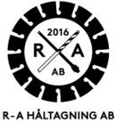 R-A Håltagning AB logo