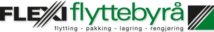 Flexi Flyttebyrå AS logo
