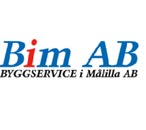 Byggservice I Målilla AB logo