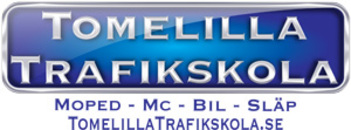 Tomelilla Trafikskola AB logo