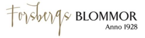 Forsbergs Blommor logo