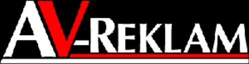A V Reklam logo