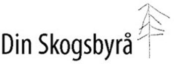 Din Skogsbyrå logo