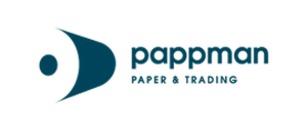 Pappman AB logo