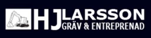 H-J Larsson Gräv & Entreprenad AB logo