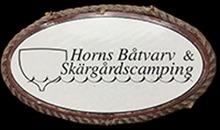 Horns Skärgårdscamping logo