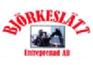 Björkeslätt Entreprenad AB logo