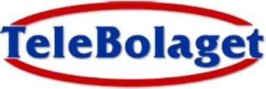 TeleBolaget MKAB logo