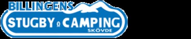 Billingens stugby & camping logo