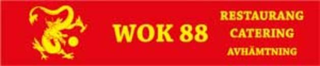 Wok 88 AB logo