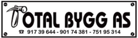 Total Bygg AS logo
