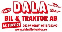 Dala Bil & Traktorverkstad, AB logo