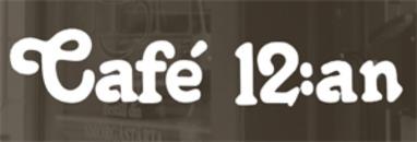 Café 12:An logo