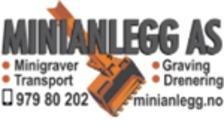 Minianlegg AS logo