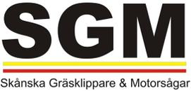 Skånska Gräsklippare och motorsågar logo