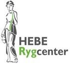 Hebe Rygcenter ApS logo