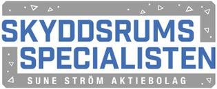 Skyddsrumsspecialisten Sune Ström AB logo