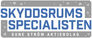 Skyddsrumsspecialisten AB logo
