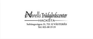 Norells Trädgårdscenter Hacksta logo