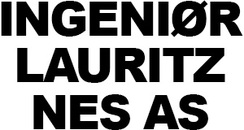Ingeniør Lauritz Nes AS logo