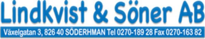 Lindkvist & Söner AB logo