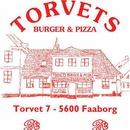 Torvets Burger og Pizza logo