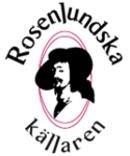 Rosenlundska Källaren logo