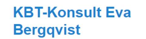 Bergqvist Eva logo