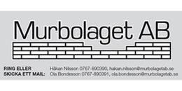 Murbolaget i Sverige AB logo