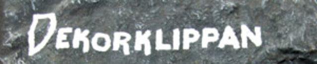 Dekorklippan AB logo