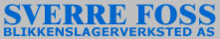Sverre Foss Blikkenslagerverksted AS logo