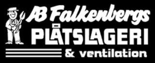 Falkenbergs Plåtslageri logo